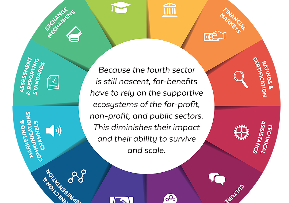 Fourth Sector Ecosystem